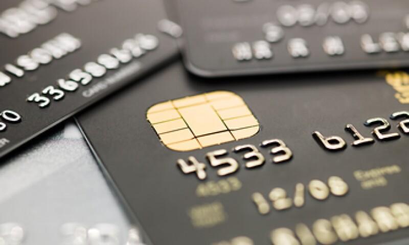 El IMOR de las tarjetas de crédito subió 0.81 puntos porcentuales. (Foto: Getty Images )