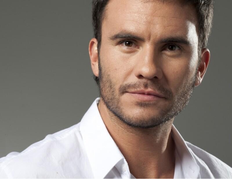 El actor colombiano dijo sentirse muy contento con el éxito que está teniendo la serie 'Los caballeros las prefieren brutas&#39, que se encuentra en su segunda temporada.