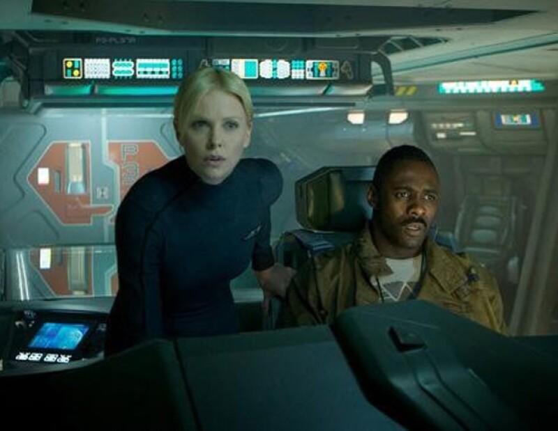 La actriz participó en un videochat internacional, en el que expresó que fue `un sueño hecho realidad´ haber trabajado con Ridley Scott.