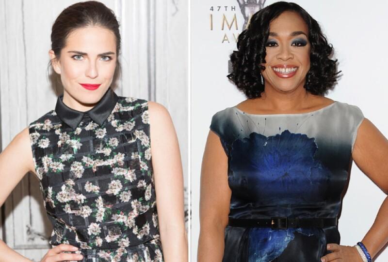 La actriz publicó un tuit revelando en qué hotel se estaba alojando junto a la productora de televisión Shonda Rhimes justo después de que unos fanáticos la hubieran amenazado de muerte.