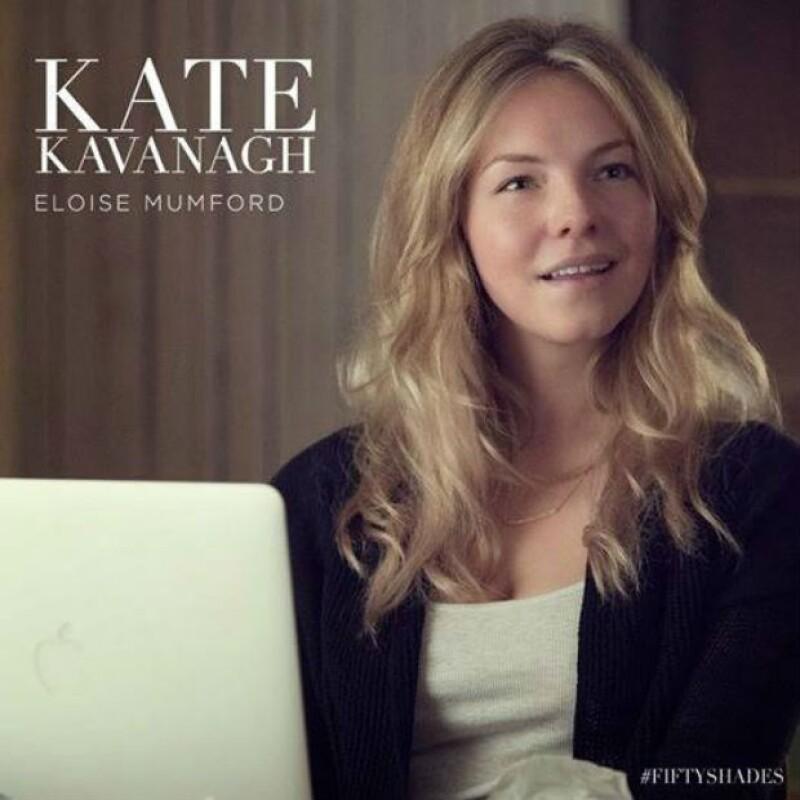 Eloise Mumford es la estudiante Kate Kavanagh.