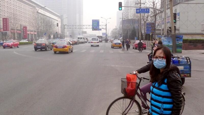 contaminacion ambiental beijing