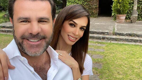 Eduardo Capetillo y Biby Gaytán