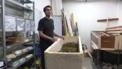 Este féretro ecológico convierte a los cuerpos en composta