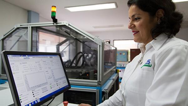 Pilar Medina / Laboratorio T�cnico EPS