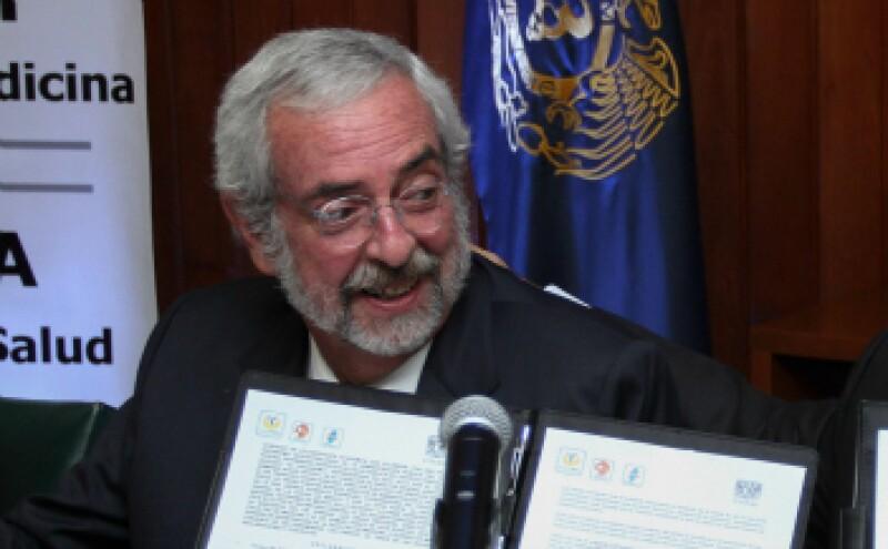 El nuevo rector nació el 9 de enero de 1951. (Foto: Cuartoscuro )