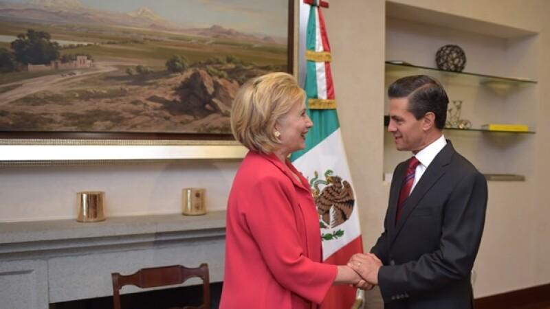 Peña-Hillary