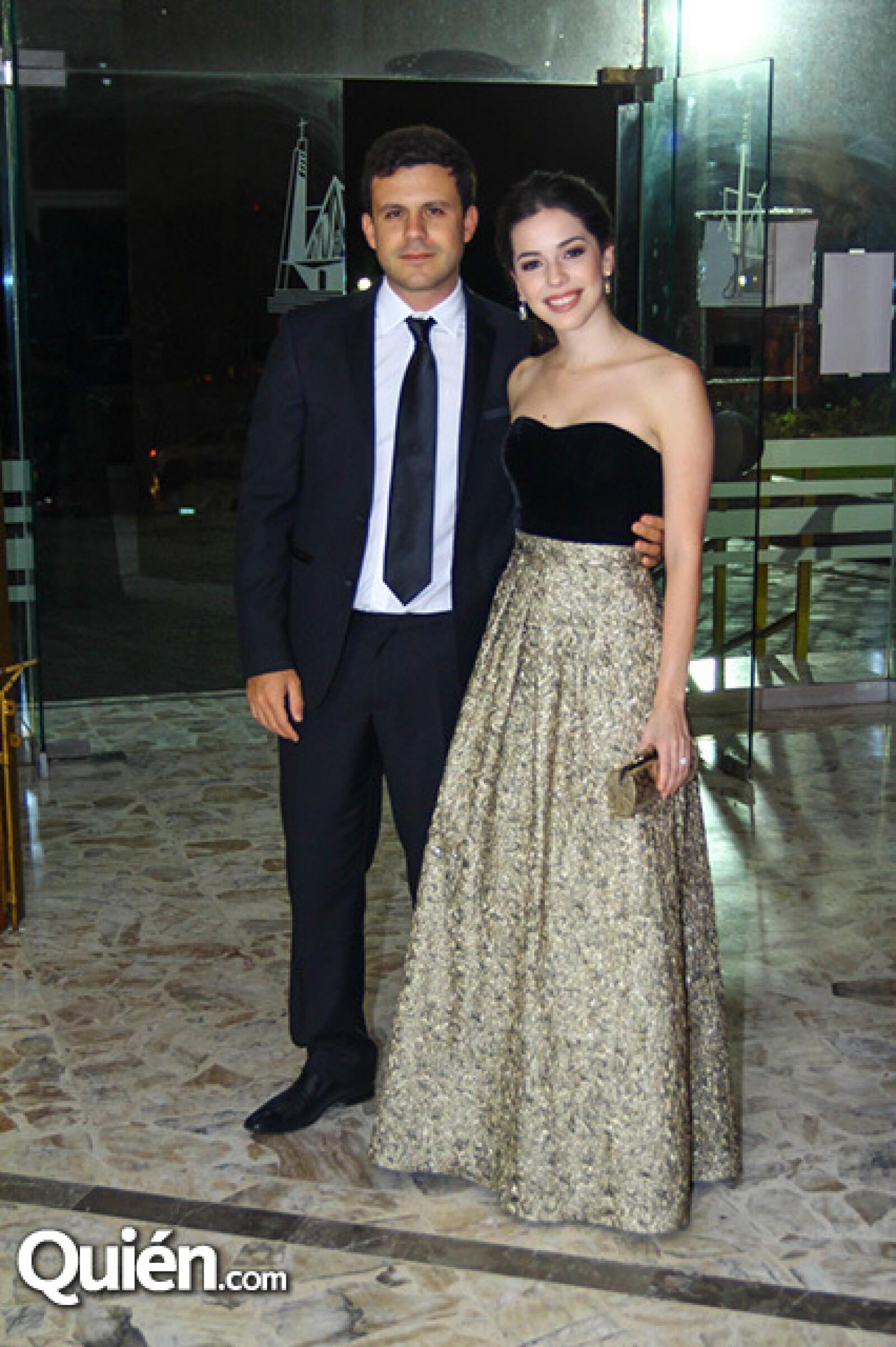 Fernando Sada y Graciela Arechavaleta