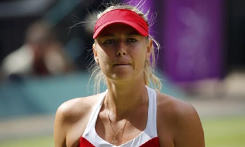 María Sharapova ganó en el reciente Abierto Francés de tenis. (Foto: Reuters)