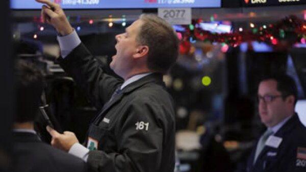 El Nasdaq trepaba 0.26% en la Bolsa de Nueva York. (Foto: Reuters)
