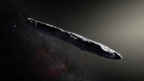 Astroide`Oumuamua