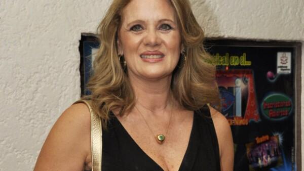 La actriz mexicana dará vida a la madre de la actriz Eiza González, en la nueva telenovela de Nicandro Díaz.
