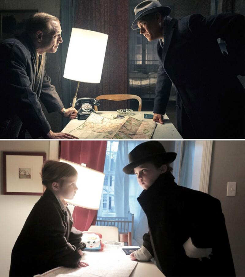 Bridge of Spies está protagonizada por el ganador del Oscar, Tom Hanks.
