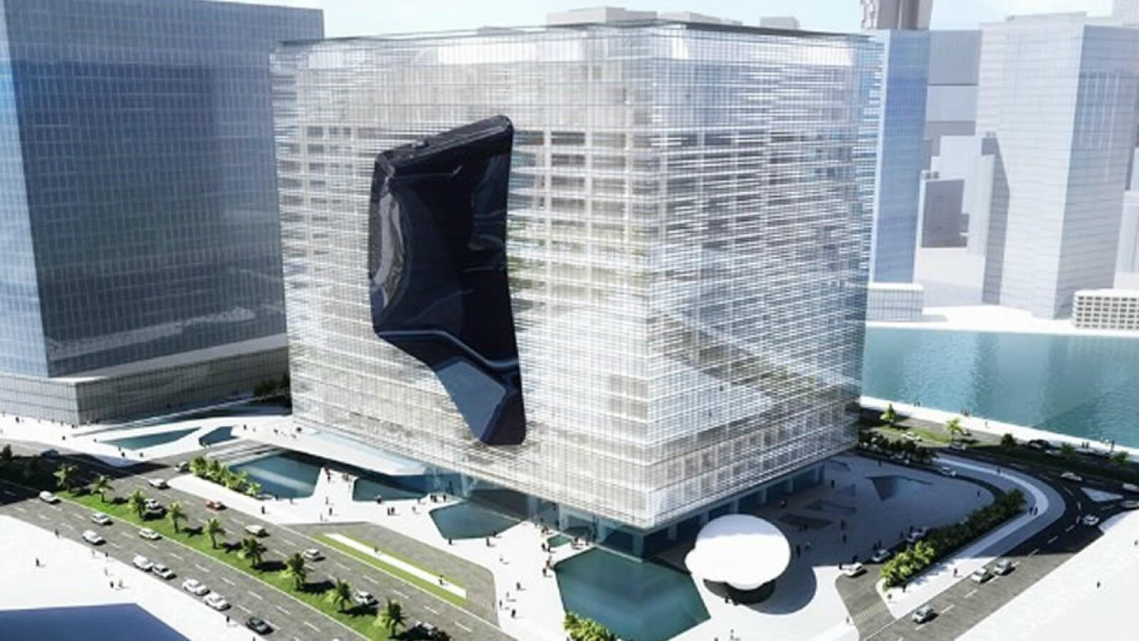 Torre Opus para oficinas