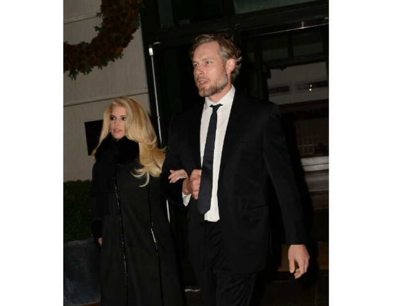 La cantante reveló que finalmente se acerca la fecha cuando se unirá en matrimonio con su prometido Eric Johnson.