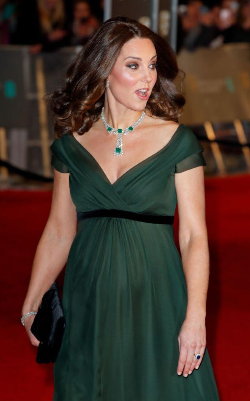 Kate Middleton BAFTA 2018