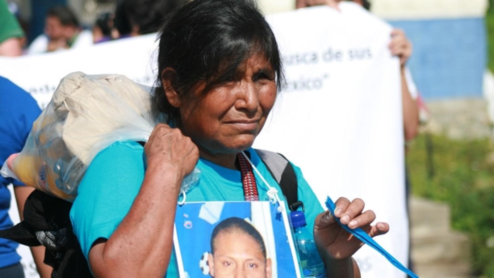 caravana de madres migrantes centroamericanas 2