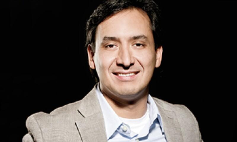 Jorge Ramos, director de mercadotecnia de Helados Holanda. Con experiencias reales a través de la Magnum Boutique, Helados Holanda asoció su paleta al consumo de lujo.  (Foto: Carlos Aranda/Mondaphoto)