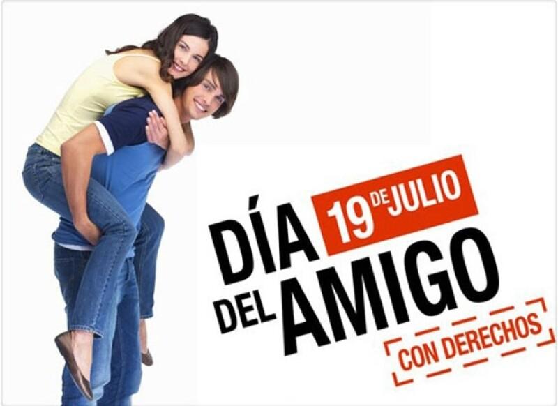Un grupo de argentinos instauró el `Día del amigo con derechos´ para incrementar las ventas en su sexshop.