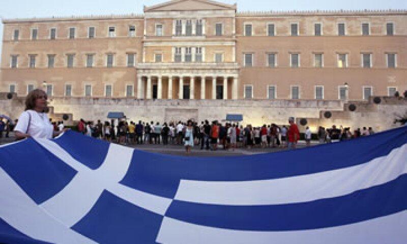 Grecia había fijado el 75% como el nivel mínimo de participación para llevar adelante la operación. (Foto: Reuters)