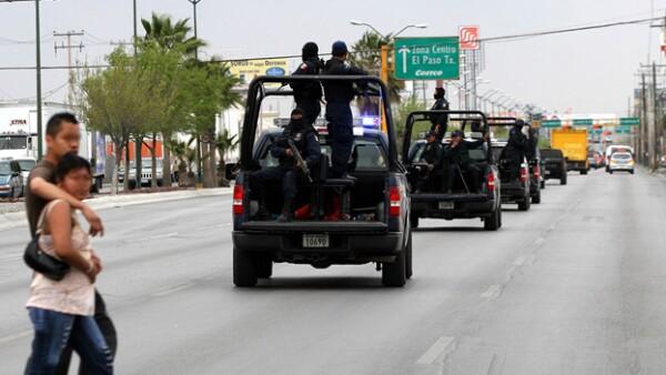 ejercito calles ley seguridad nacional