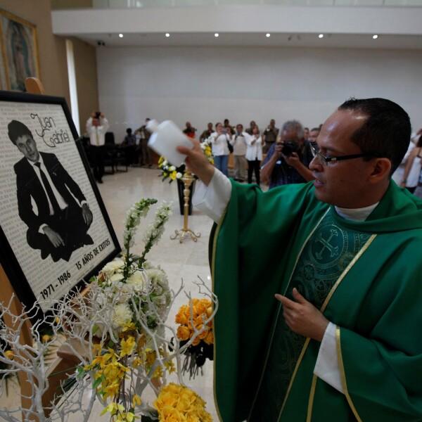Homenaje al 'Divo de Juárez'
