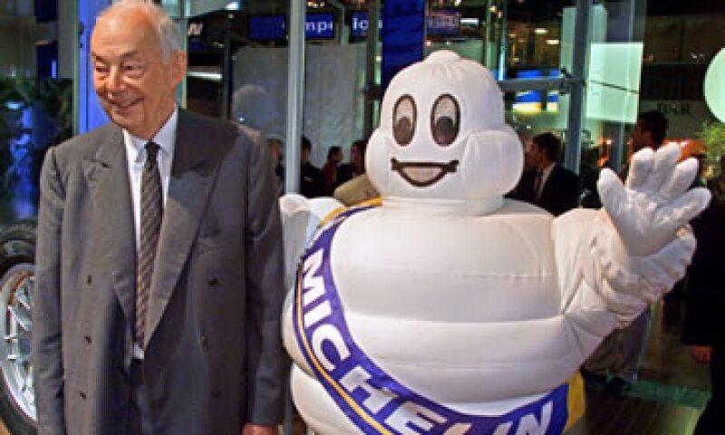 François Michelin impulsó la innovación en la llantera francesa. (Foto: AFP )