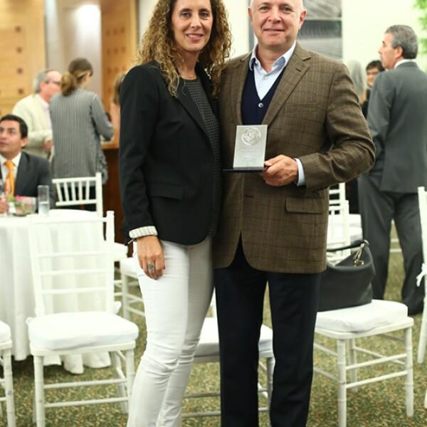 Susana y Carlos Ramírez de Aguilar