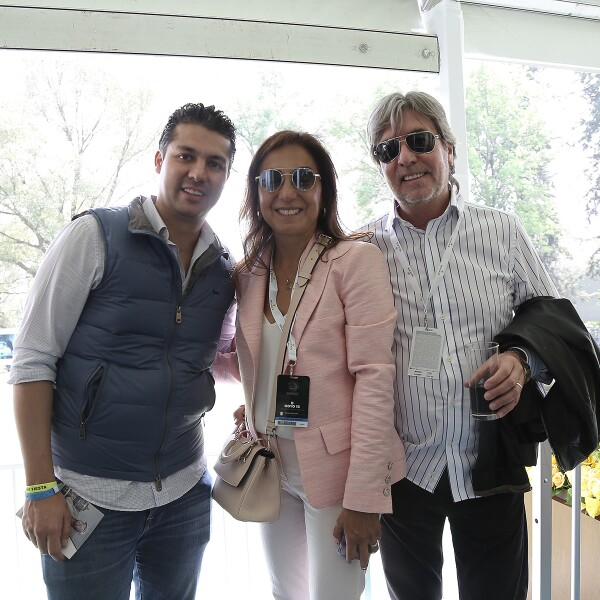 Hospitality Rolex world golf championship