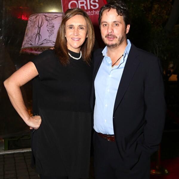 Isabel Azpiri y Gerardo del Villar