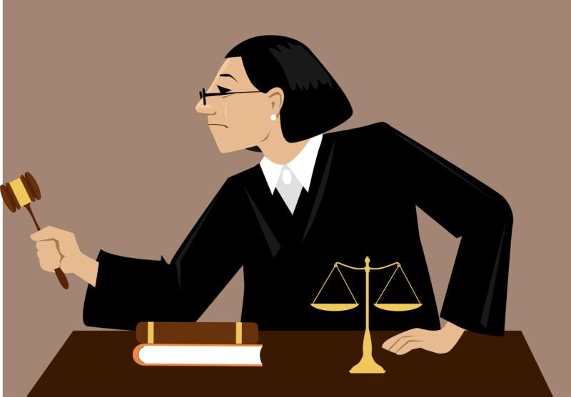 Jueces y magistrados amparo