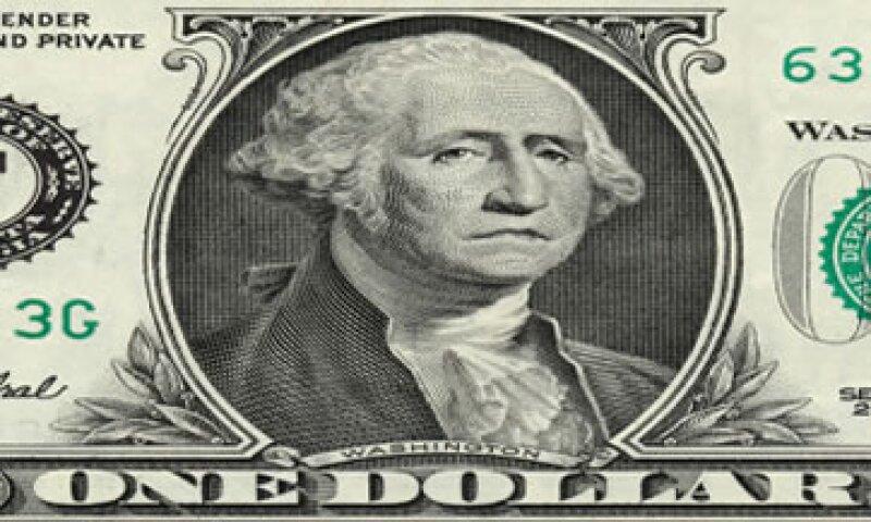 El tipo de cambio podría fluctuar entre 12.04 y 12.16 pesos, estima Grupo financiero Ve por Más. (Foto: Getty Images)