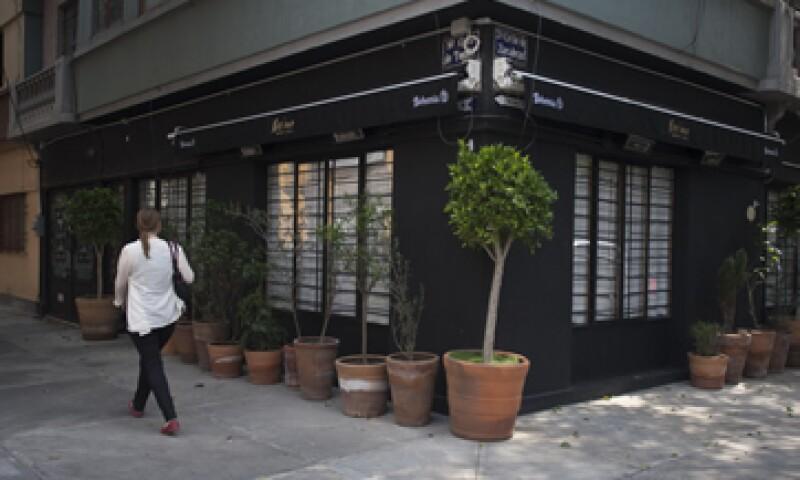 El pasado 26 de abril, Andrea Benítez, hija del titular de la Profeco, Humberto Benítez, amenazó con clausurar el restaurante de la colonia Roma. (Foto: Cuartoscuro)