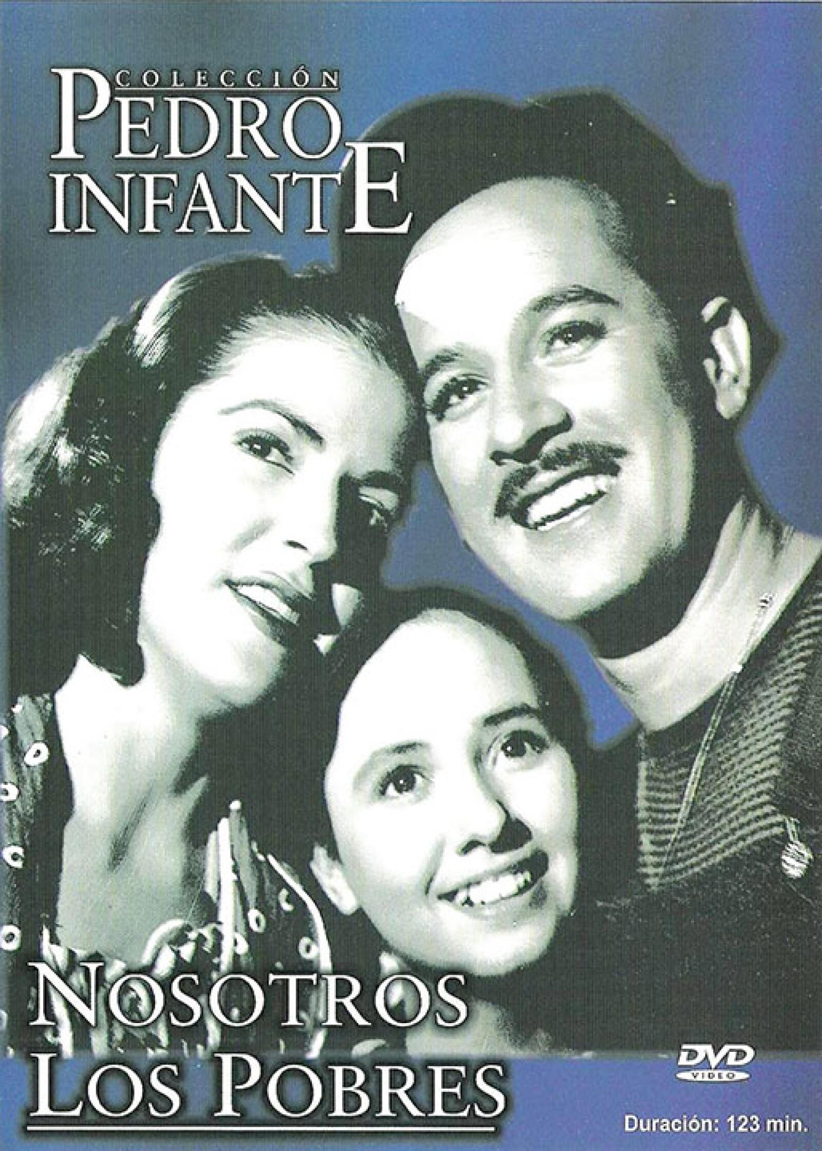 Participó en el filme de Ismael Rodríguez, Nosotros los Pobres (1948), al lado de Pedro Infante y Blanca Estela Pavón. Interpretó a La Tísica, hermana del personaje de Infante.