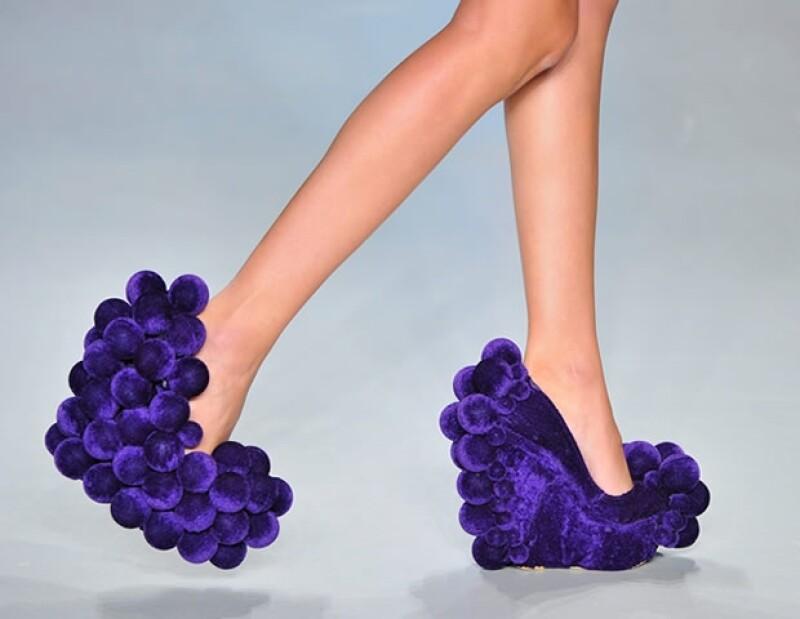 Fue un color protagonista durante la semana de la moda en Nueva York, para primavera/verano 2014.