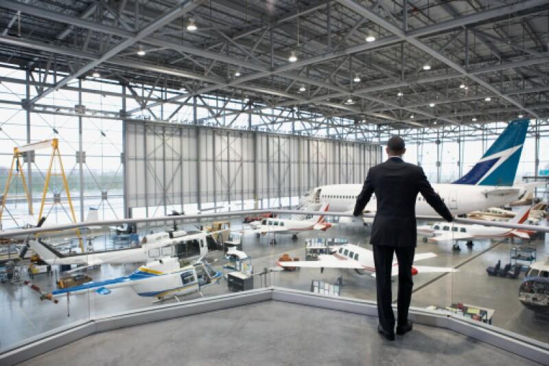 La Industria aeroespacial en México espera un importante crecimiento en los próximos meses. (Foto: Getty Images)