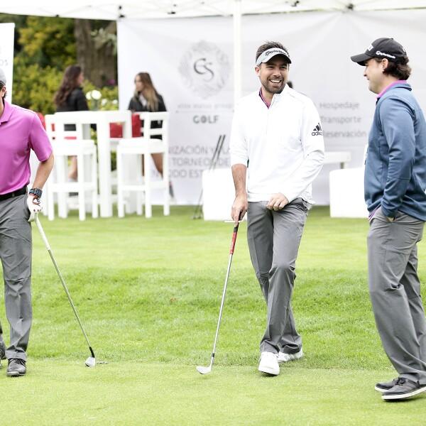Torneo de Golf Dr. Sonrisas