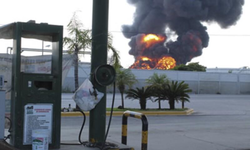Se prevé que la refinería opere al 100% más tarde este jueves. (Foto: Cuartoscuro)