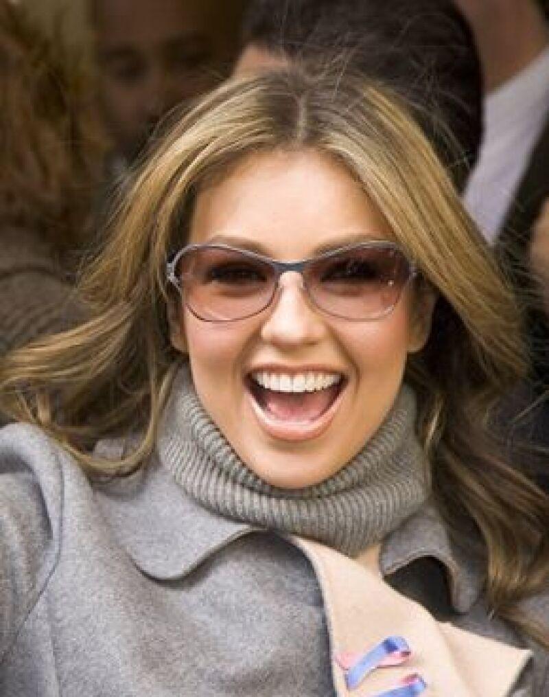 """La colección """"Thalía Eyewear"""" ha superado los 100 millones de dólares en ventas."""
