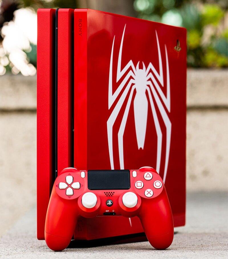 PS4 Pro Marvel's Spider-Man