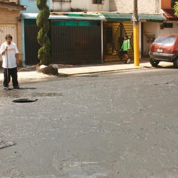 Ecatepec calles limpieza Arlene