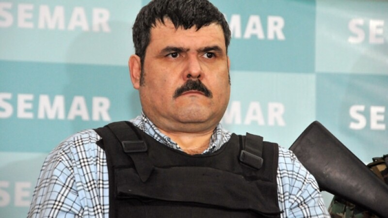 Jorge Eduardo Costilla 'El Coss' detención 1