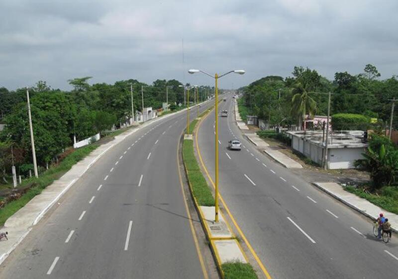 Carretera C�rdenas Huimanguillo