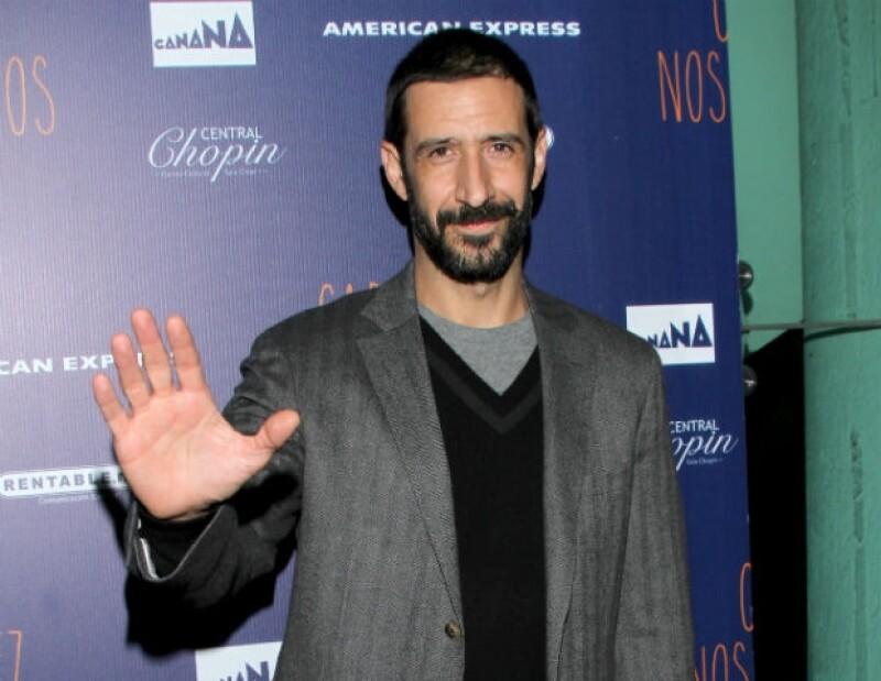 El actor compartió cómo ha mantenido una buena relación de amistad con su ex pareja y madre de su hija Leonor.