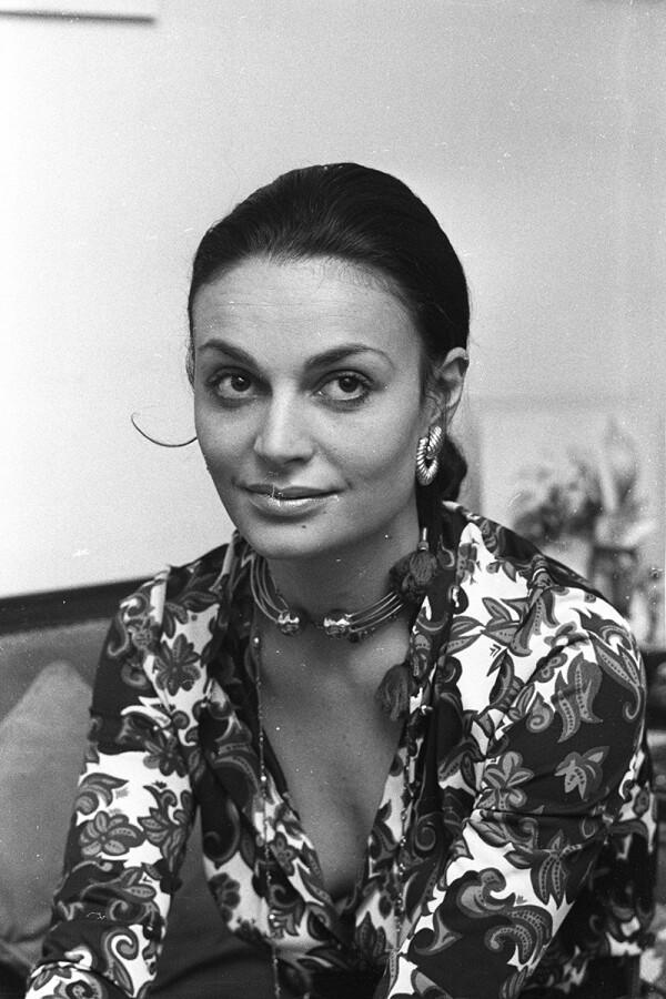 Diane von Furstenberg Fall 1970 RTW, New York