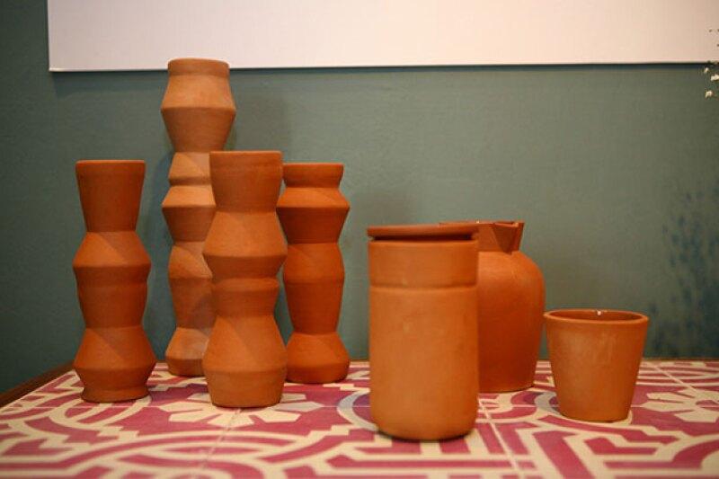 Productos de la colección Corazón Moreno