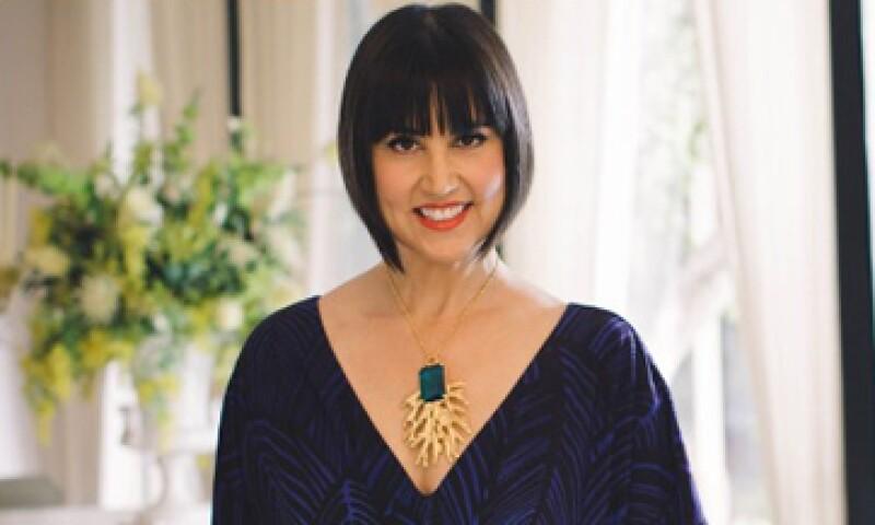 Trina Turk está expandiendo su marca para abarcar todo tipo de negocios, desde ropa de cama hasta fundas para iPhone.  (Foto: Tomada de CNNMoney.com)