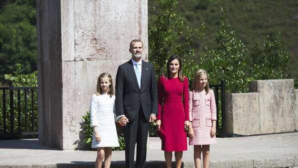 Así fue el debut de Leonor como princesa de Asturias