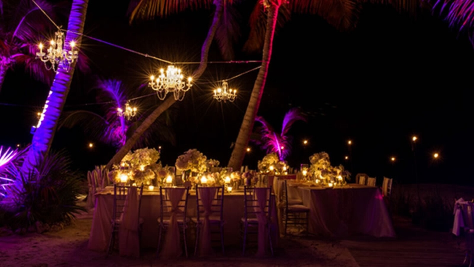 Little Palm Island en Key West cuesta 1,500 dólares la noche por habitación. Pero para una boda de 41 a 60 personas te cobrarán 175,000 dólares