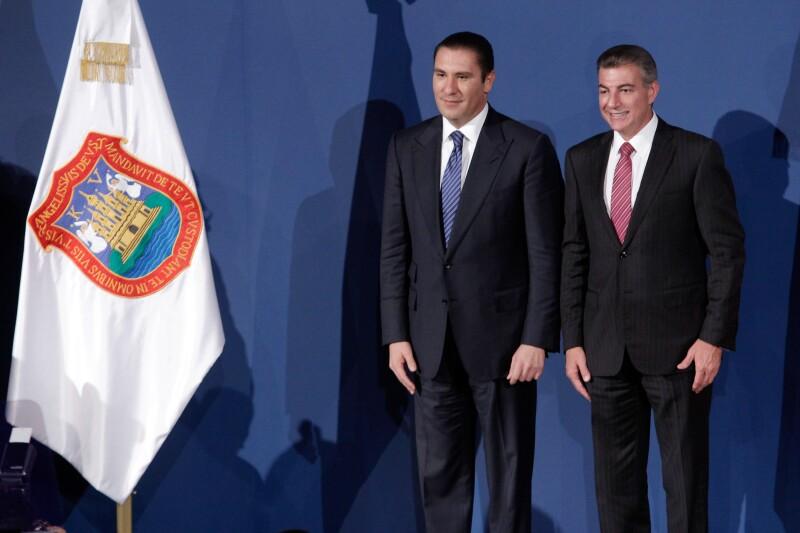 El gobernador y el exalcalde de la capital poblana son copartidarios en el PAN.